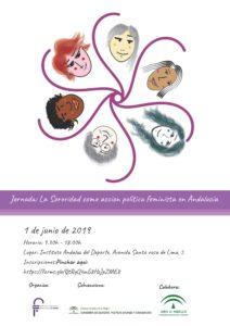 Jornada Final Proyecto La Sororidad como Acción Política Feminista en Andalucía